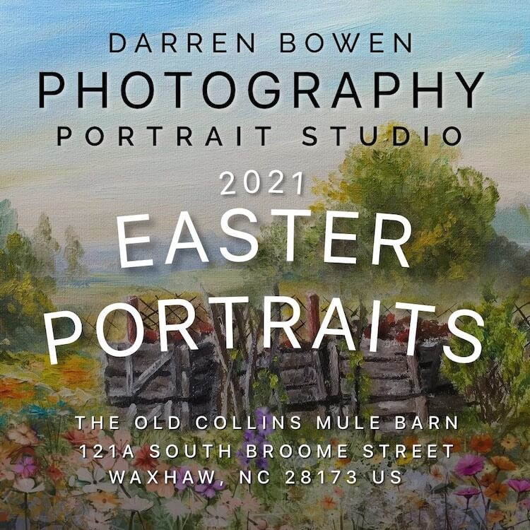 Darren Bowen Photography Easter Portraits